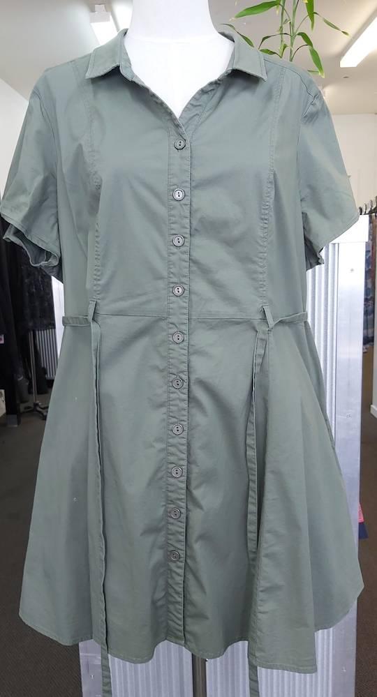 Fervour Shirt Dress