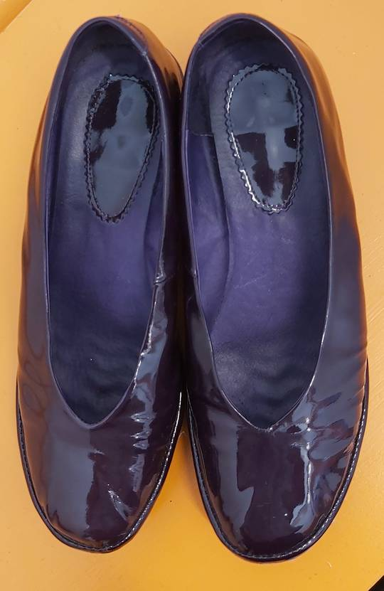 Fly Patent Round Toe Shoes
