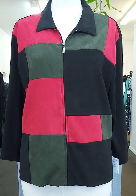 Xtra Pepper Zip Block Jacket