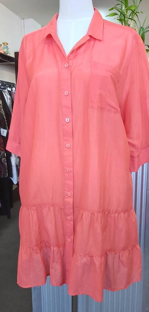 Cashews Layered Dress