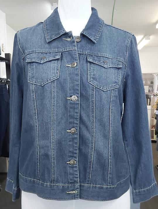 Evans (UK) Denim Jacket