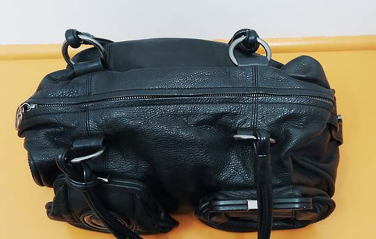 Mimco large Leather Tote