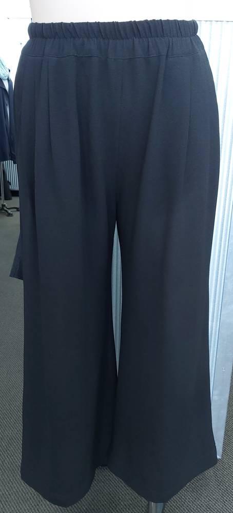 Megan Salmon Dress Wide Leg Trousers