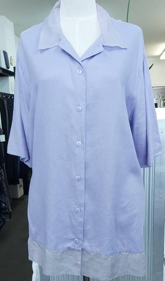 Initial Linen Shirt