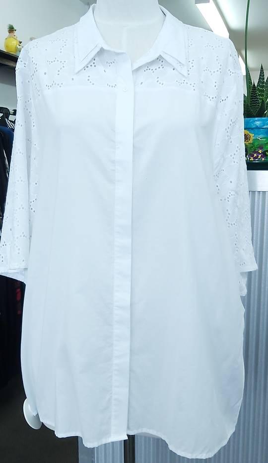 ASOS Curve Cotton Shirt