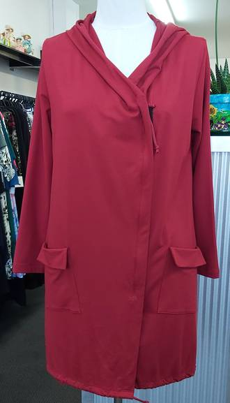 Chalet Zip Hooded Jacket