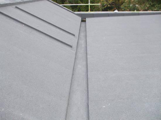 Waterproofing Gutters