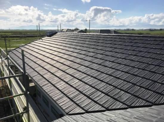 Gerard Pressed Steel Roofing