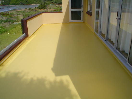 Waterproofing Decks