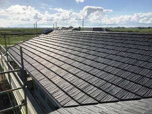 Gerard Pressed Steel Roofing