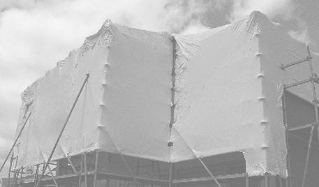 Peninsula Scaffolding - Shrink Wrap Services