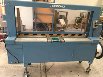 Akebono EXS-320AP  Automatic Strap MAchine