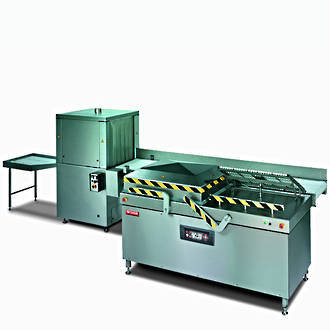 Turbovac Automatic Double Chamber A5000LL
