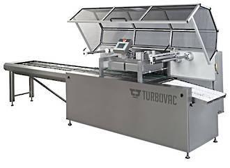 Turbovac Automatic Tray Sealer TPS 1000