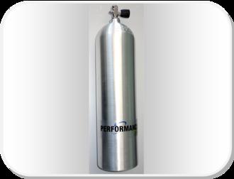 Aluminium 11.1L Cylinders