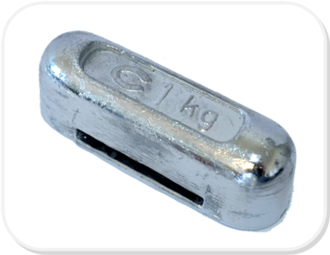 1KG Bullet Weight