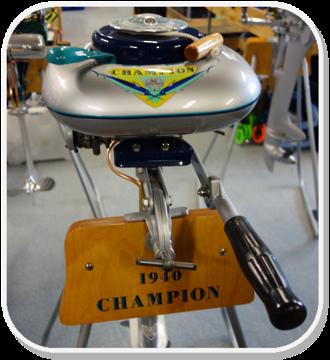 1940 Champion 3.2hp