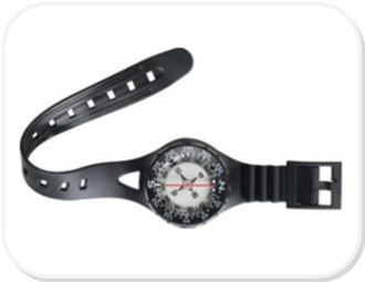Genesis Wrist Mounted Compass