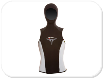 Mares Flexa Hooded Vest - Womens