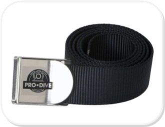 Nylon Threaded Weight Belt