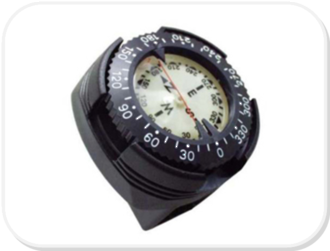 PD Gauge Mounted Compass