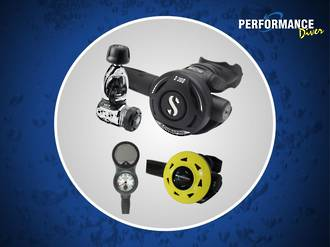 ScubaPro Advanced Regulator Set
