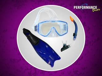 Smart Snorkelling Set