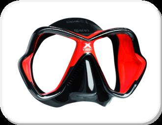 Mares X-Vision Liquid Skin Mask
