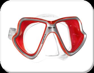 Mares X-Vision Liquid Skin Mask Midi
