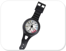 Genesis Depth Gauge Wrist Mount
