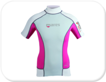 Mares Thermo Guard Womens Tops