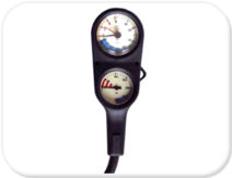 Performance Diver Combo Gauge