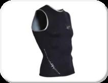 Pro Dive 2mm Vest