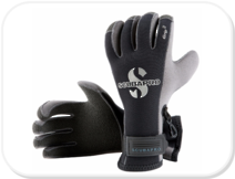 Scubapro Grip 3mm Kevlar Gloves
