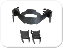 Scuba Pro Fin Straps with Buckles