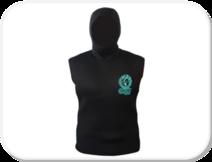 Genesis Hooded Vest 3mm
