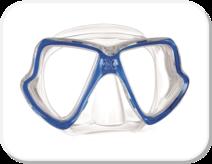 Mares X-Vision Mask Midi