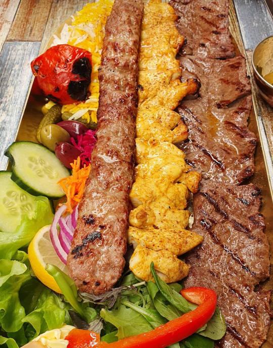 Akdeniz king Plate