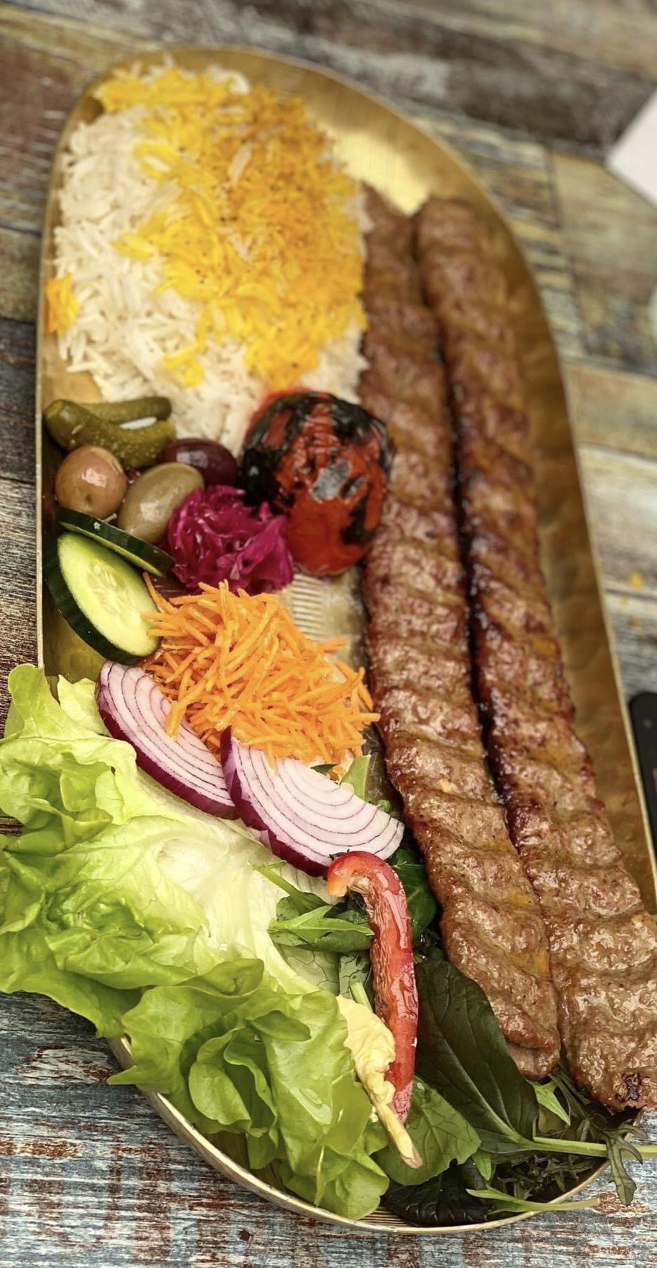Mediterranean and Persian Restaurant