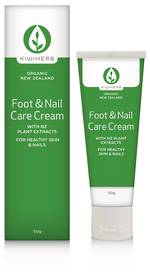 Kiwiherb Foot & Nail Care Cream