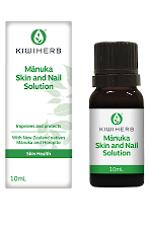 Kiwiherb Manuka Skin and Nail Solution (exp. 30/04/22)