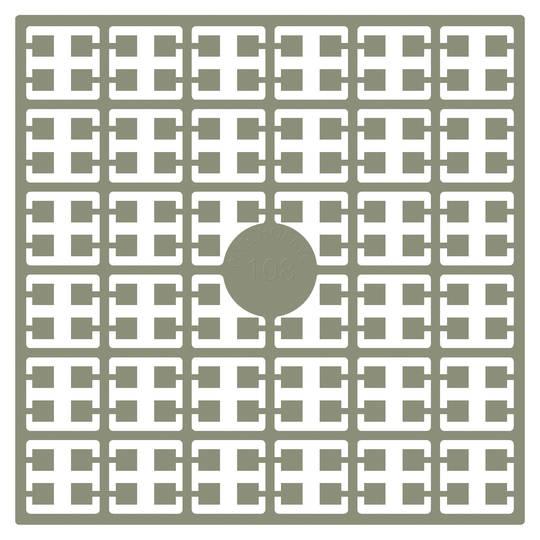 Pixel Square Colour 108