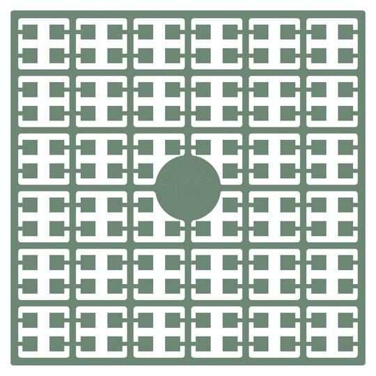 Pixel Square Colour 115