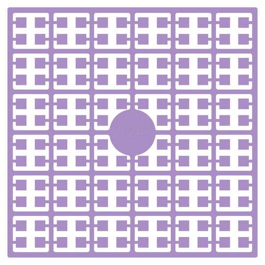 Pixel Square Colour 124