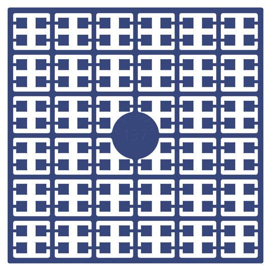 Pixel Square Colour 137