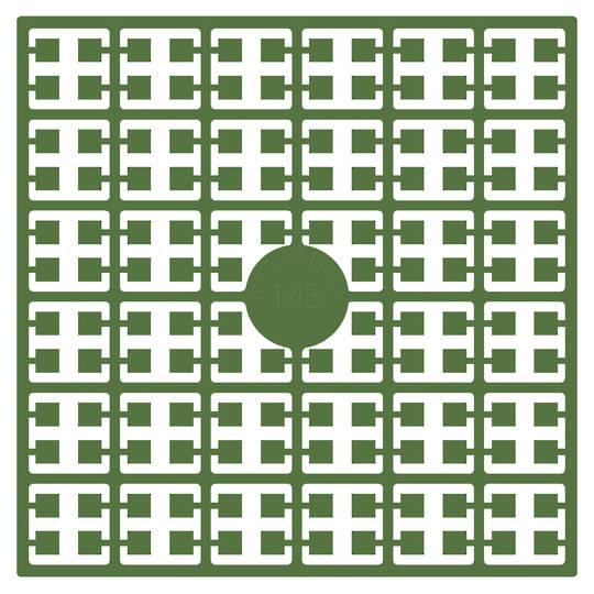 Pixel Square Colour 143