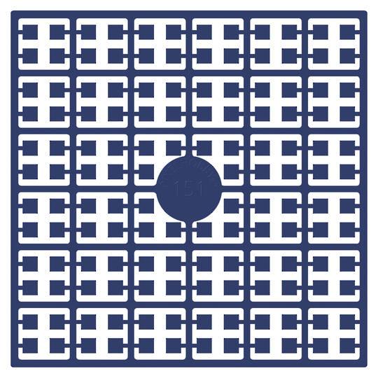 Pixel Square Colour 151