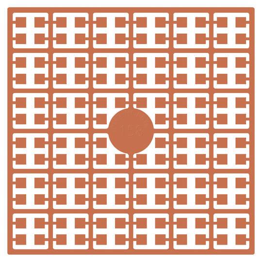 Pixel Square Colour 158