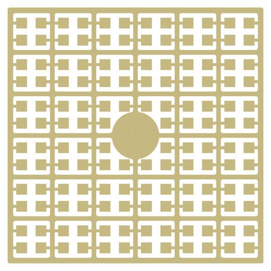 Pixel Square Colour 167