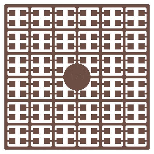 Pixel Square Colour 170